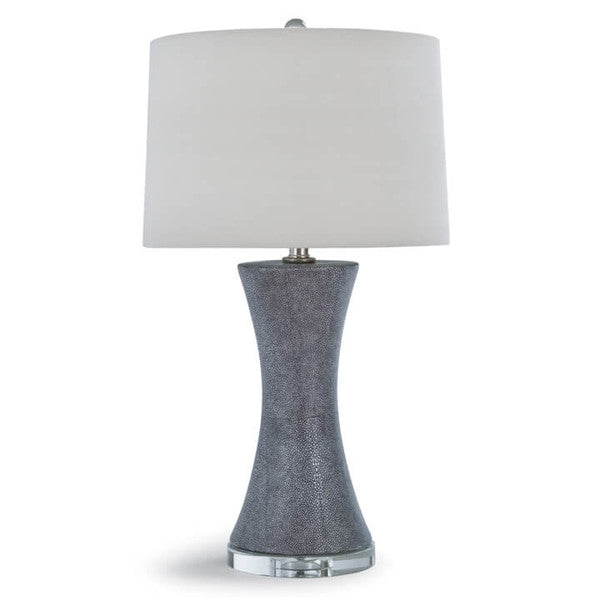 Ceramic Shagreen Table Lamp