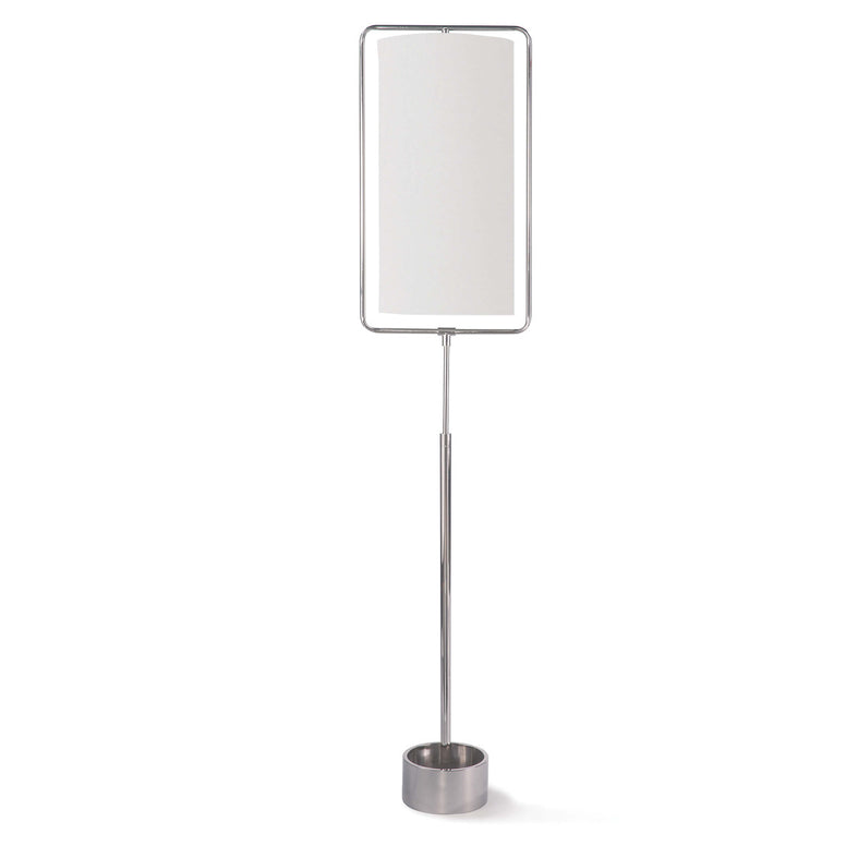 Modern Metal Floor Lamp - Hamptons Furniture, Gifts, Modern & Traditional