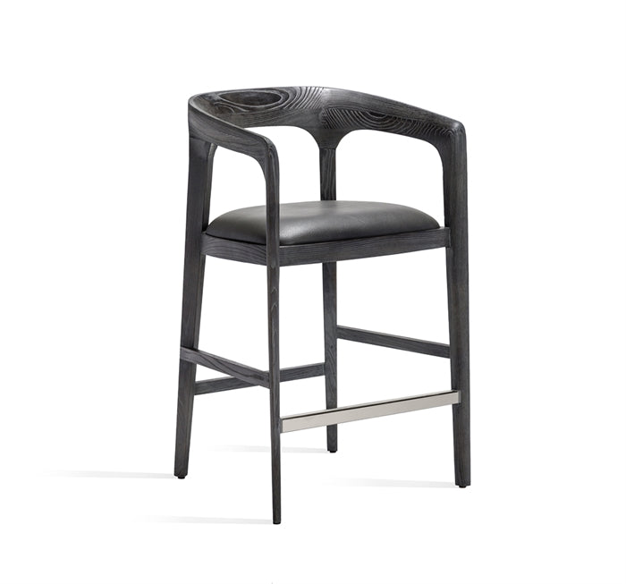 Ash frame counter stool - Hamptons Furniture, Gifts, Modern & Traditional