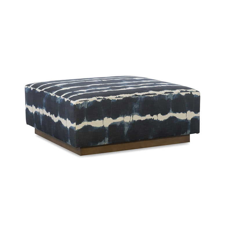 Large Upholstered Ottoman in variety of fabrics