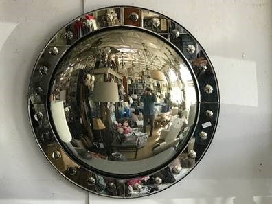 Round Convex Mirror in 3 sizes