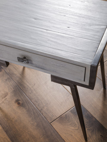 Modern End Table with Drawer
