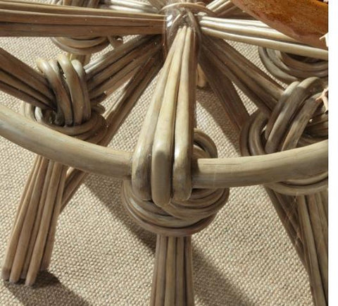 Braided Knot Tables - Hamptons Furniture, Gifts, Modern & Traditional
