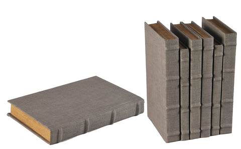 Decorative Linen Books