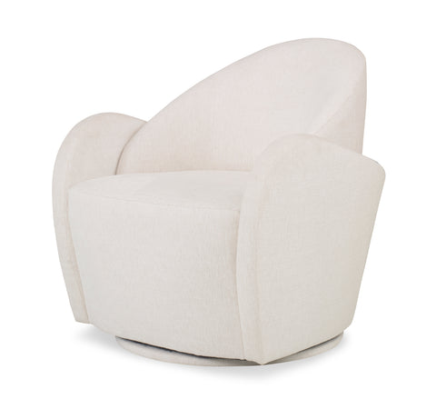 Modern Swivel in Crypton Fabric