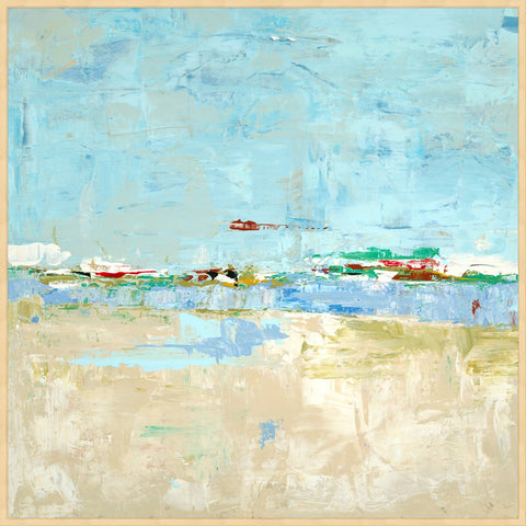 Abstract Beach Paintings