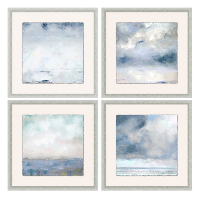 Abstract Cloud Prints