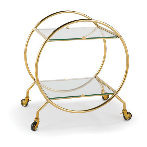 Bar Cart in 2 finishes - Hamptons Furniture, Gifts, Modern & Traditional