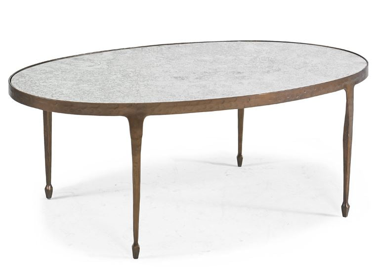Oval Cocktail Table - Hamptons Furniture, Gifts, Modern & Traditional