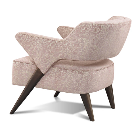 Contemporary Upholstered Occasional Chair