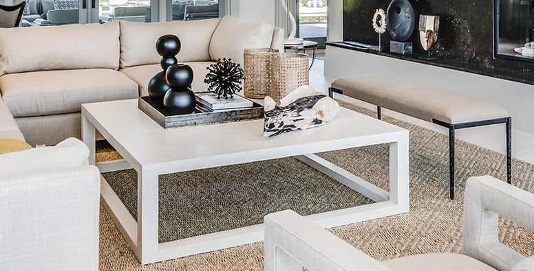 Simple Parsons Style Coffee Table