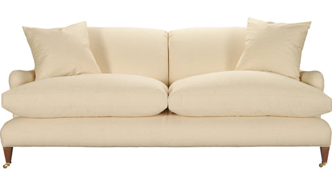 "English Style Sofa IN 87"" AND 95' LENGTHS - Hamptons Furniture, Gifts, Modern & Traditional"