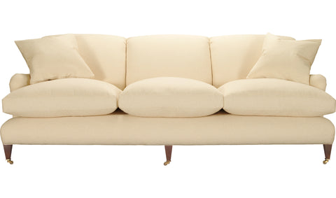 "English Style Sofa IN 87"" AND 95' LENGTHS"