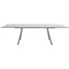 Extending Glass Table - Hamptons Furniture, Gifts, Modern & Traditional