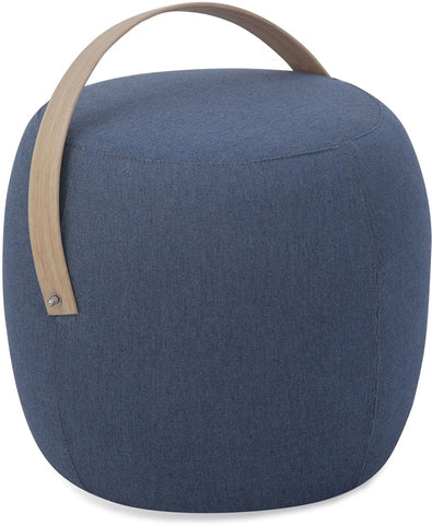 Outdoor Pouf with Handle