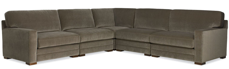 Large Sectional Sofa, with options available, made in The USA