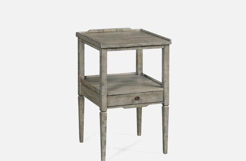 Country Style End Table - Hamptons Furniture, Gifts, Modern & Traditional