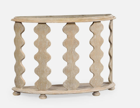 Demi Lune Console table