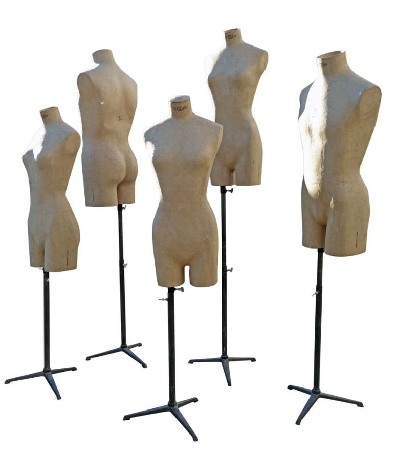 Stockman Dressmaker's Dummies - Hamptons Furniture, Gifts, Modern & Traditional