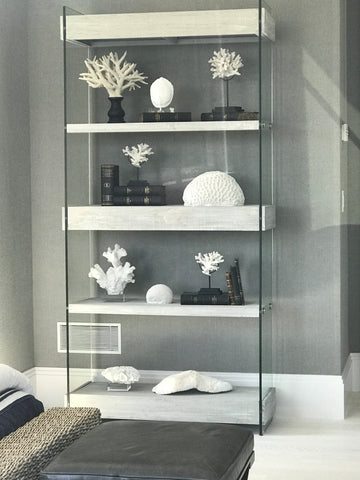 Tall Modern Shelves - Hamptons Furniture, Gifts, Modern & Traditional