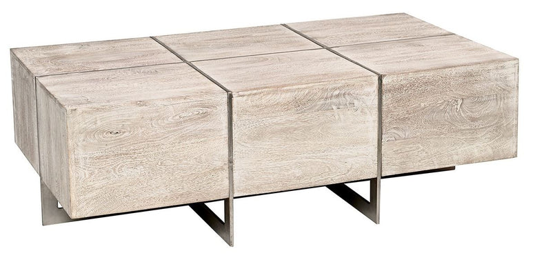 Coffee Table with Modern Styling - Hamptons Furniture, Gifts, Modern & Traditional