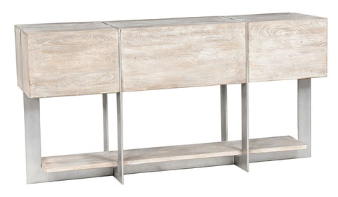 Console Table with Modern Styling