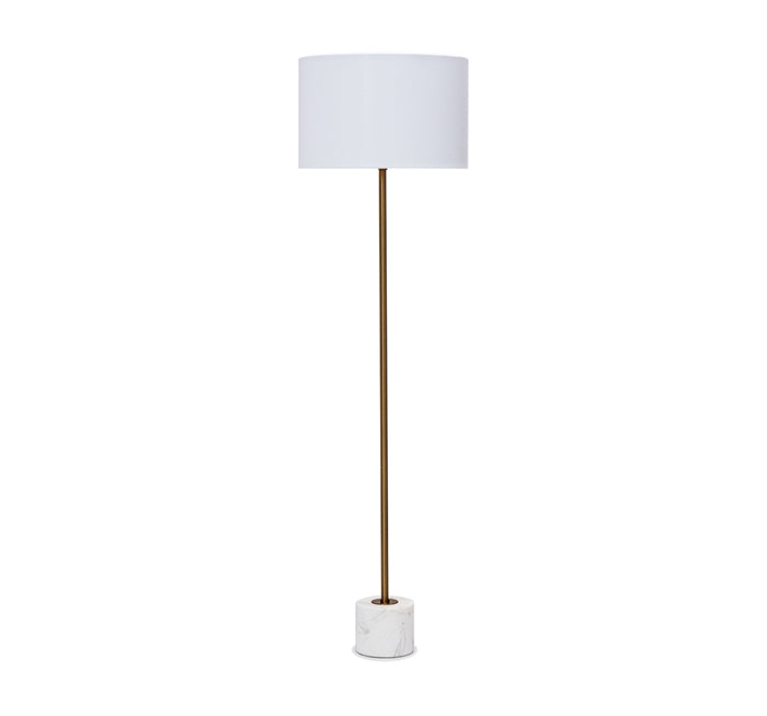 Marble Based Floor Lamp