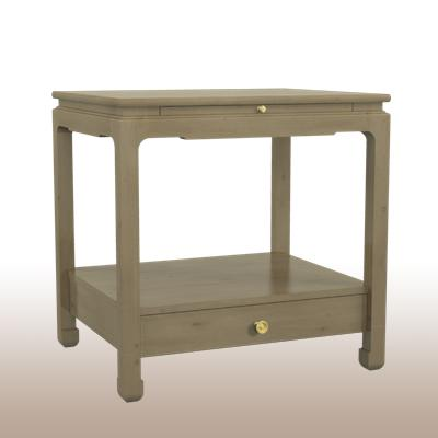 Chinoiserie Style End Table - Hamptons Furniture, Gifts, Modern & Traditional
