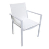 Outdoor Mesh Dining Chair