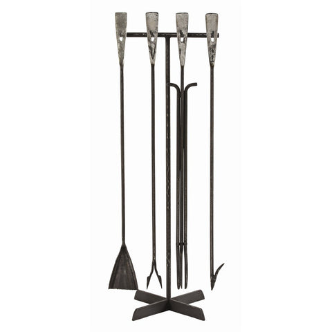 Iron Fireplace Tools