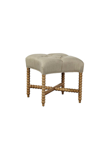 Small Tufted Stool
