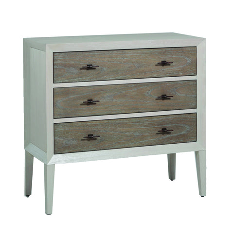 Two Tone Dresser or Side Table - Hamptons Furniture, Gifts, Modern & Traditional