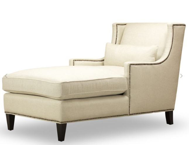 Chaise - Hamptons Furniture, Gifts, Modern & Traditional