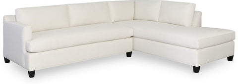 sectional sofa in off white in stock