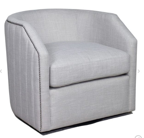 Swivel Chair With Details