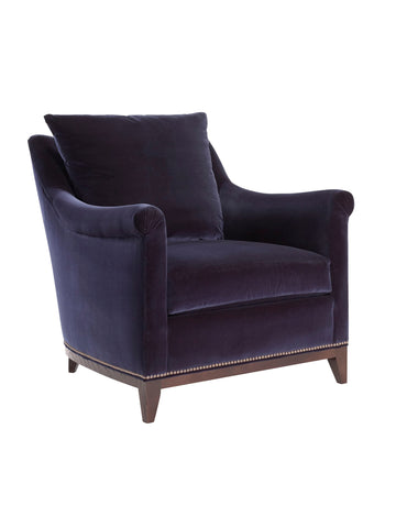 Low Profile Swivel Armchair - Hamptons Furniture, Gifts, Modern & Traditional