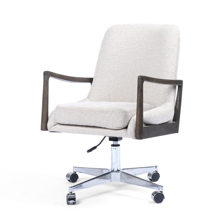 Upholstered Desk Chair - Hamptons Furniture, Gifts, Modern & Traditional