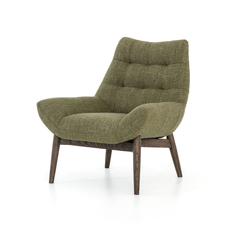 Green Club Chair