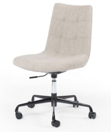 Delicately Tufted Desk Chair
