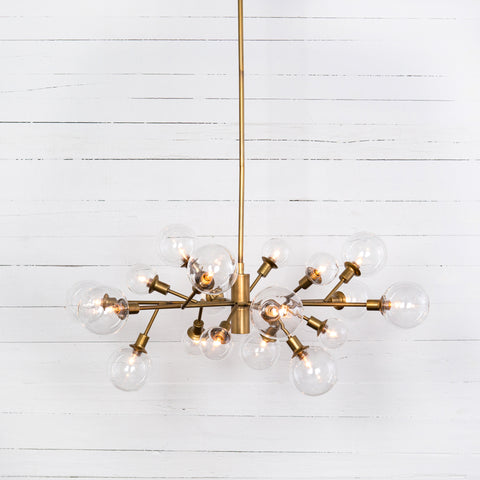 Modern Adjustable Chandelier