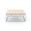 Modern Tufted Coffee Table