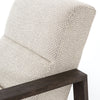 Modern Upholstered Arm Chair