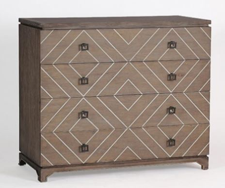 Cerused Oak Dresser - Hamptons Furniture, Gifts, Modern & Traditional