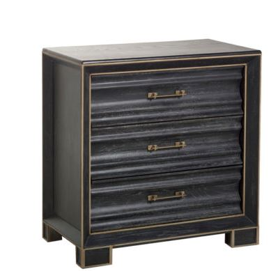 Dresser with Three Drawers - Hamptons Furniture, Gifts, Modern & Traditional