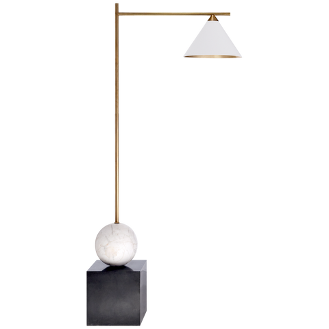 Cleo Floor Lamp in Bronze