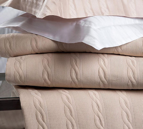 DEA - Treccia Coverlet - Hamptons Furniture, Gifts, Modern & Traditional