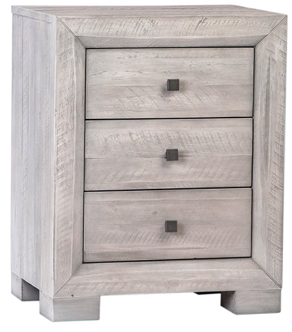 Reclaimed Wood Nightstand - Hamptons Furniture, Gifts, Modern & Traditional