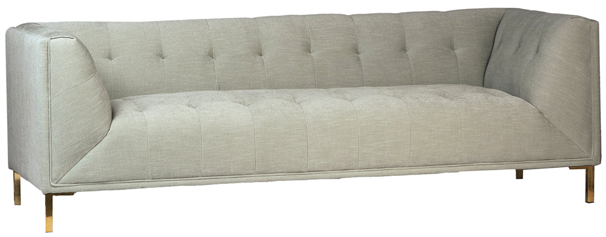 Modern Tufted Sofa 87\