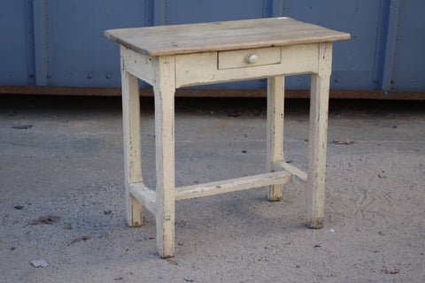 Antique side table - Hamptons Furniture, Gifts, Modern & Traditional