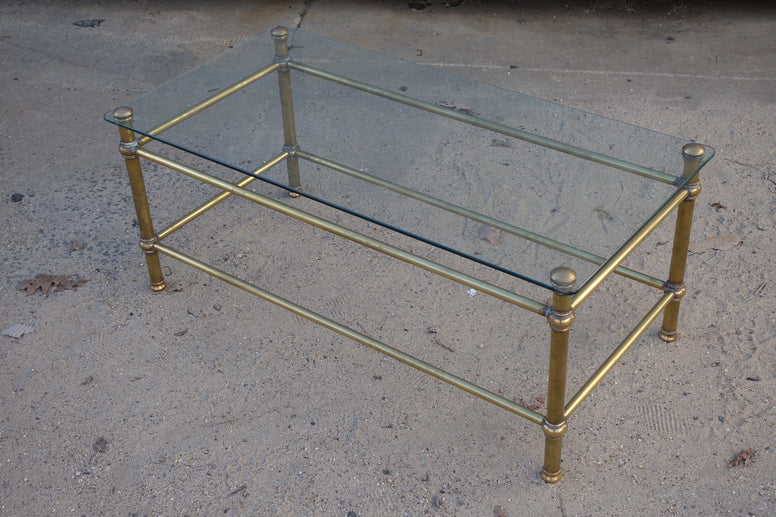 Glass Coffee Table - Hamptons Furniture, Gifts, Modern & Traditional